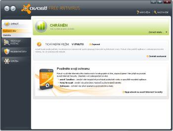 Avast antivirus ke stažení zdarma
